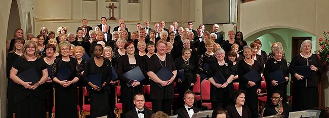 Havering Singers - 2015